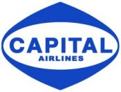 Capital Airlines 1961 Logo